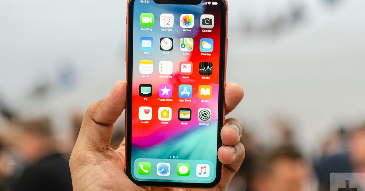 iPhone XR Screen Replacemen